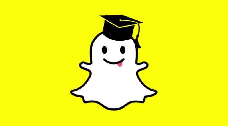Snapchat-Geist anpassen