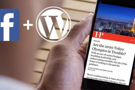 Facebook Instant Articles WordPress Plugin