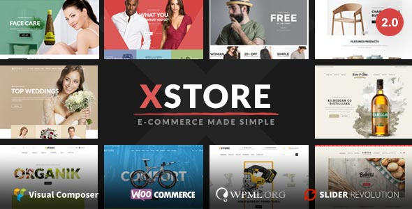 woocommerce themes store