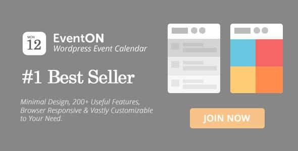 WordPress EventOn Kalender Plugin