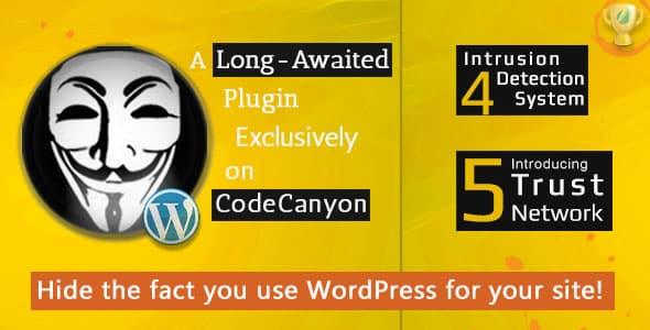WordPress wp-admin verstecken Plugin