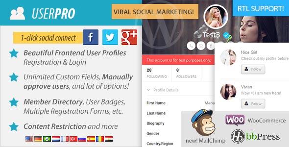 WordPress Plugins UserPro