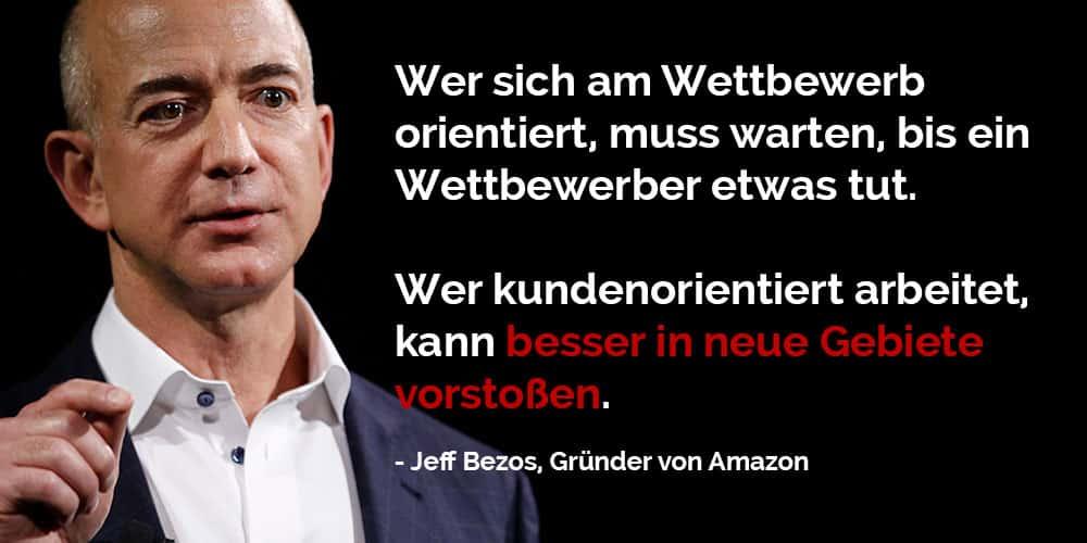 Jeff Bezos Zitat