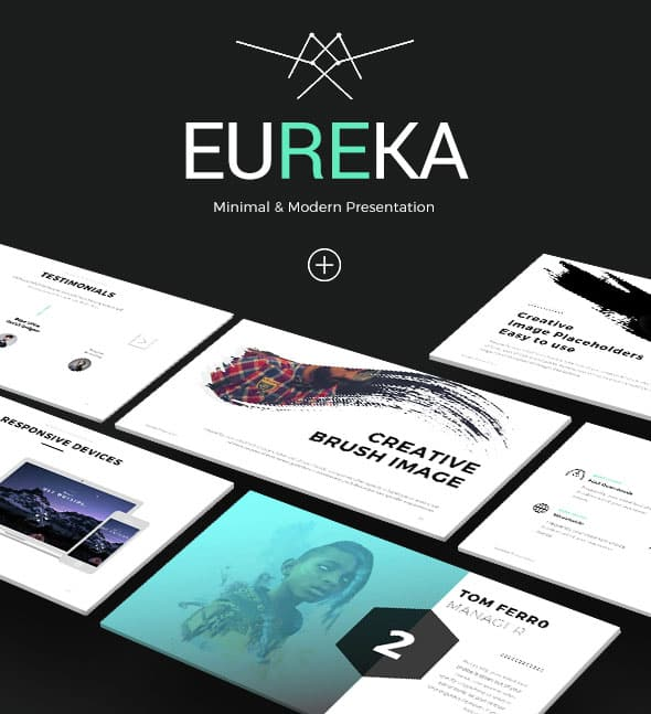 Powerpoint Templates Eureka